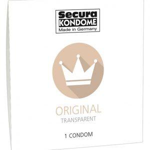 priehľadný kondóm