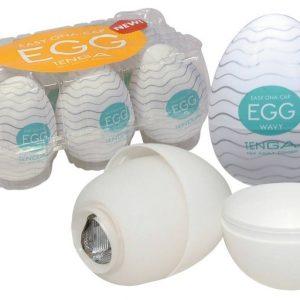 TENGA Egg Wavy (6 ks)