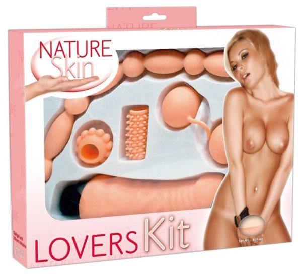 súprava erotických pomôcok