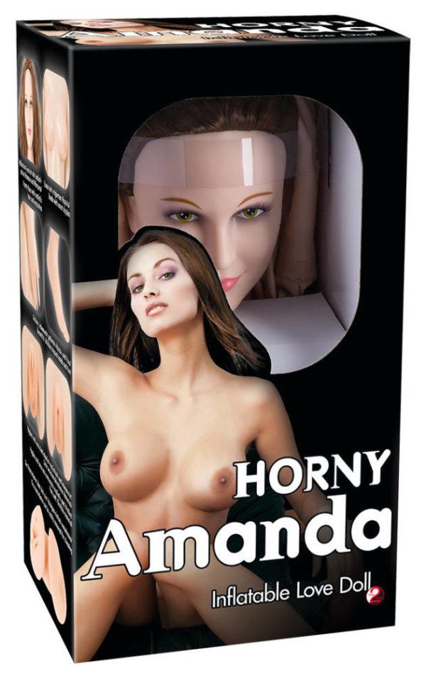 Nafukovacia panna Amanda