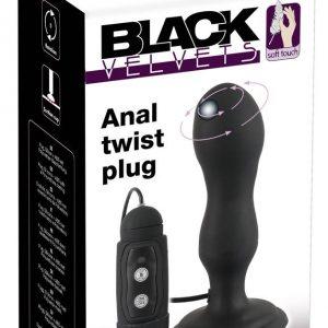 rotačný análny vibrátor