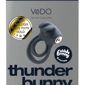 Thunder Bunny - erekčný krúžok