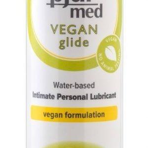 vegánsky lubrikant na citlivú pokožku