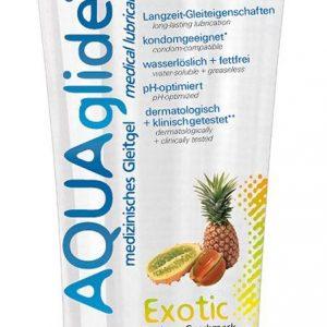 lubrikačný gél na báze vody tropické ovocie
