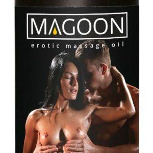 masážny olej