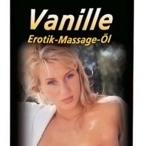 masážny olej vanilkový