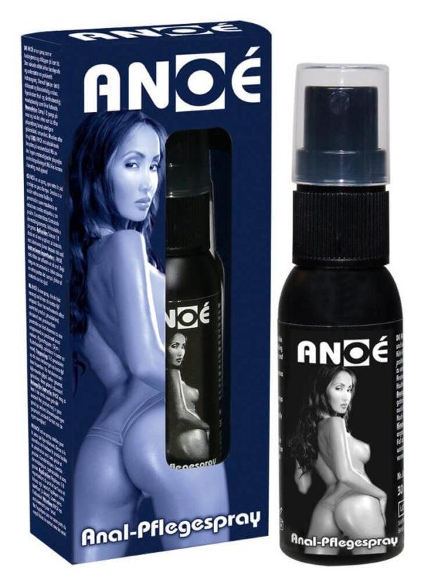 ošetrujúci análny spray