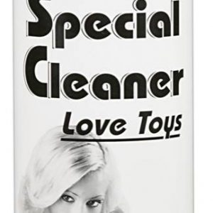 čistiaci prostriedok na erotické pomôcky