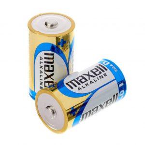 Alkalické batérie typu C - 2ks