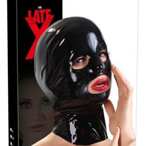 latexová maska