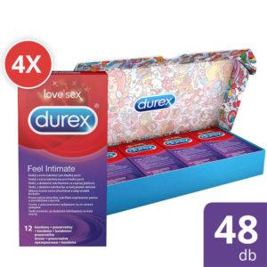 balík tenkých kondómov