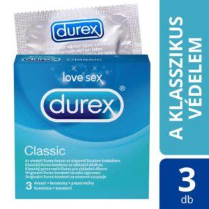 Durex Classic - kondómy