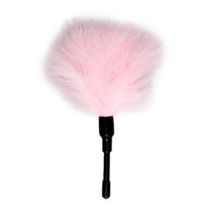 Easytoys malé šteklítko - ružové