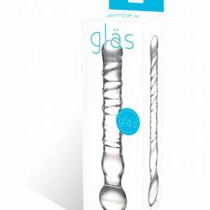 sklenené dildo
